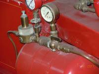 motorcycle pressure gauge