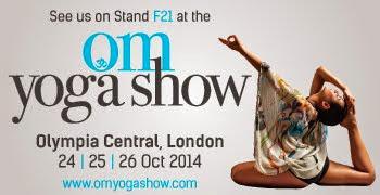 OM Yoga Show (24-26 October)