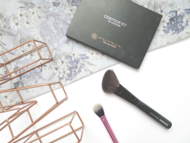 Perfect Brush and Beauty Matches  sephora angled blush brush real techniques setting anastasia beverly hills contour kit powder light
