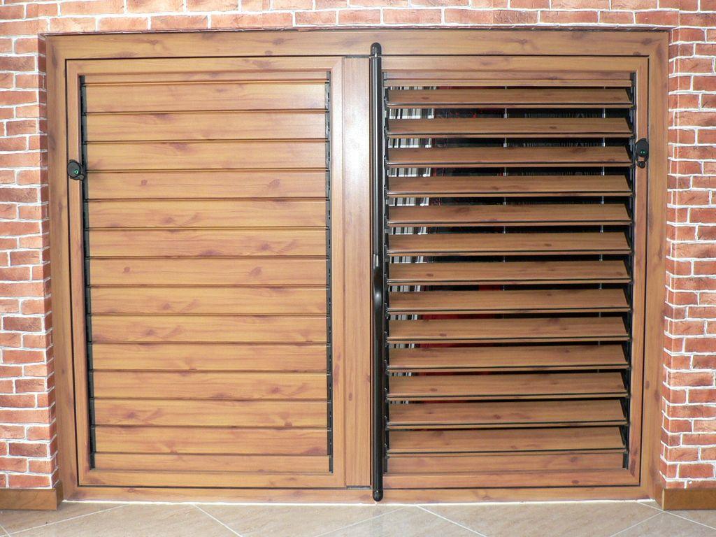 Cerrajeria ramajo persianas de diferentes tipos - Puertas mallorquinas ...