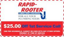 Miami Plumbing Coupon