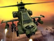 Trực thăng chiến đấu, game bắn súng hay tại GameVui.biz