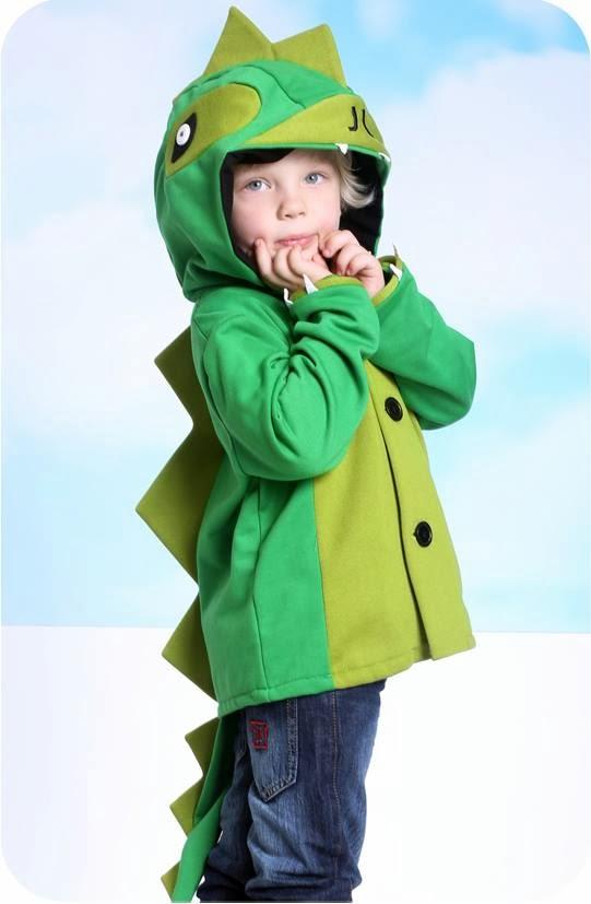 Jaket Anak Seri Binatang