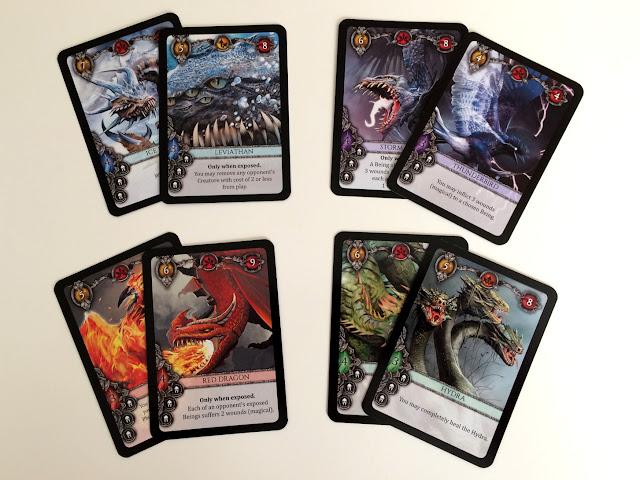 Heroes board game big monsters