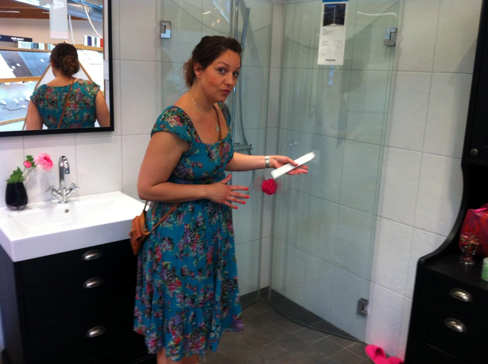 Badrum med tvättmaskin ~ xellen.com