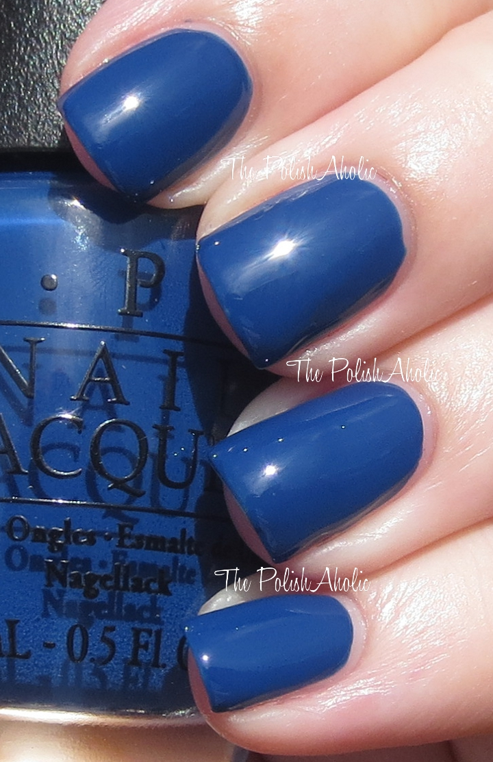 The PolishAholic: OPI Fall 2013 San Francisco Collection Swatches ...