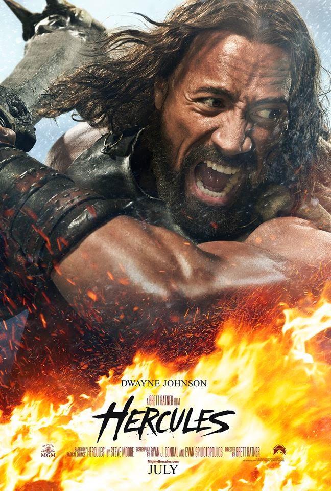 FILM Hercules ( 2014 ) - Sinopsis