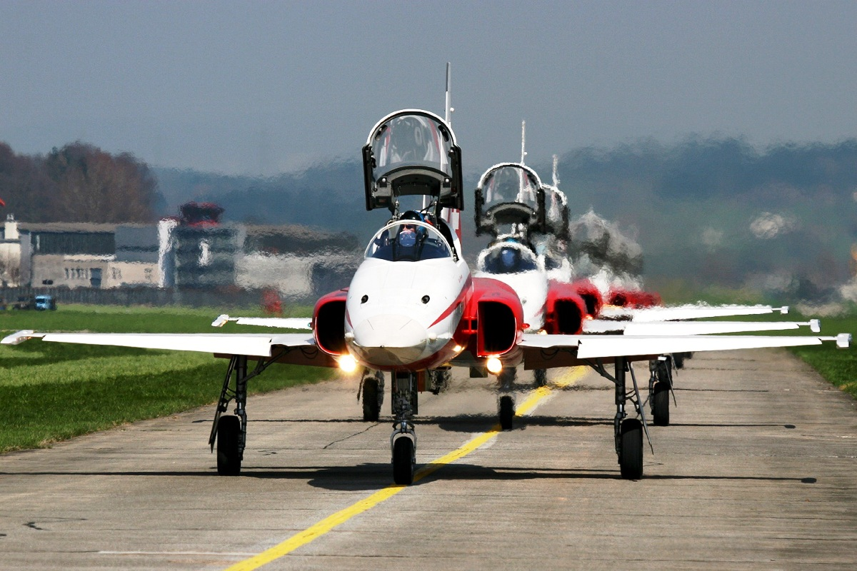 F-5E Tiger II Jet Fighter 4