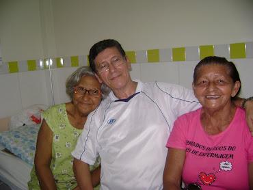Evangelizando na Fundação Hospitalar - Rio Branco-AC