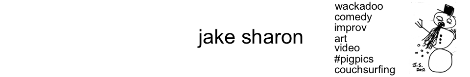 jake sharon