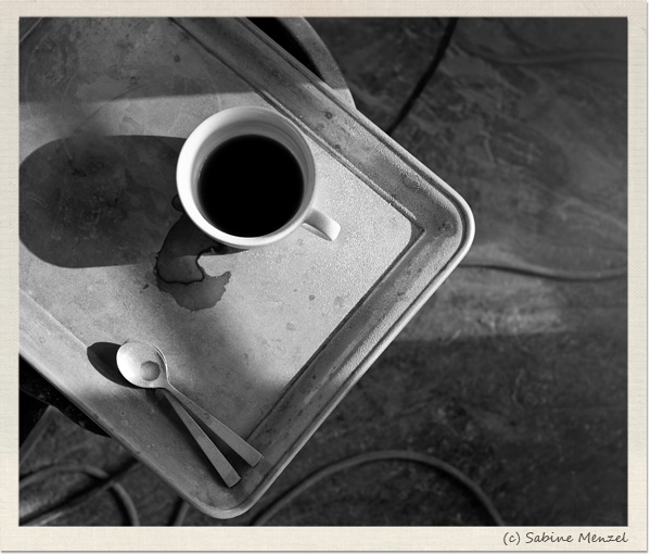 Psynopsis Kitchen Renovation Tray Cup Spoons