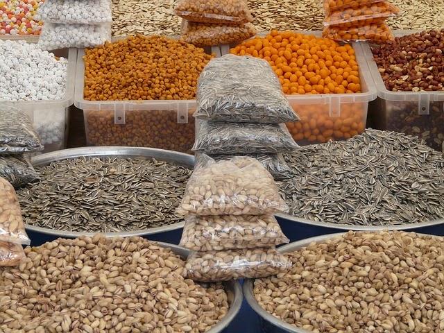 la vitamina B se encuentra en los frutos secos, entre otros alimentos