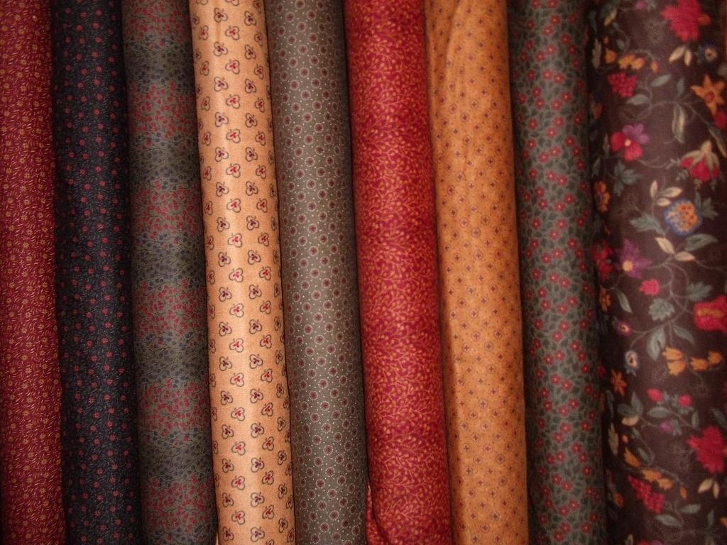 Homespun memories new flannel fabrics from moda fabrics for Flannel fabric