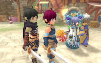 Eden Eternal is a free to play 3D anime-style MMORPG from the developers of Kitsu Saga and Grand Fantasia