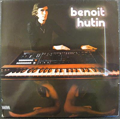 Benoit Hutin - Synthétiseur