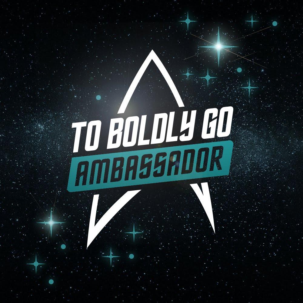 #ToBoldlyGo