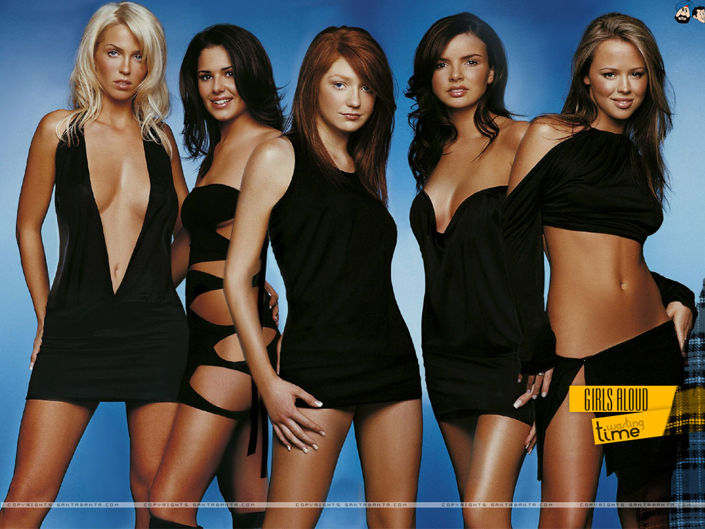 Sexy Girls Aloud Desktop Hd WAllpapers