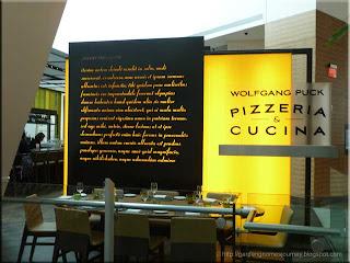 Wolfgang Puck Pizzeria & Cusina in Las Vegas