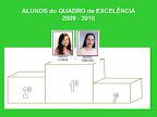 Quadro Excelência 2009-2010