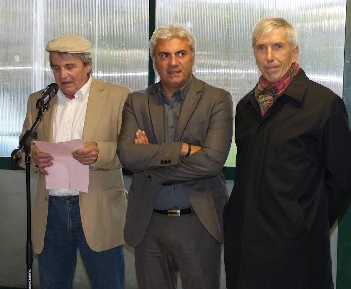 """UNE NOUVELLE CONVENTION POUR """"LE CHEVAL DU CLAPAS  VENDREDI 26 10 2012"""