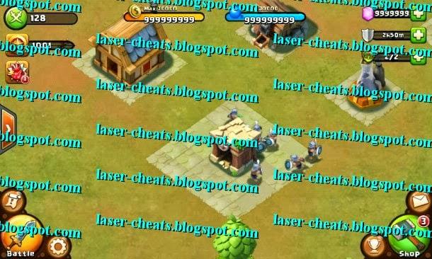 Castle Clash Hack Tool info: