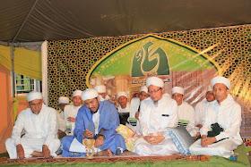 Majlis Mahabbah Rasulillah kali 1 Taalim Asyai'rah