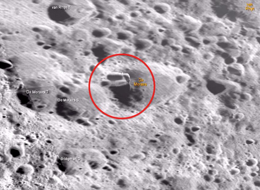 alien bases on the moon - photo #32