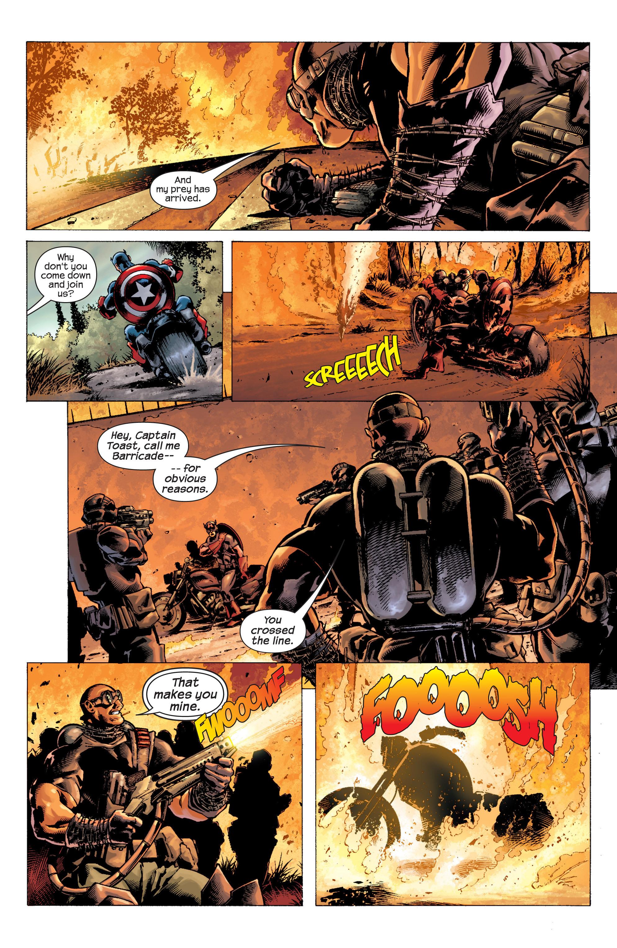 Captain America (2002) Issue #8 #9 - English 16