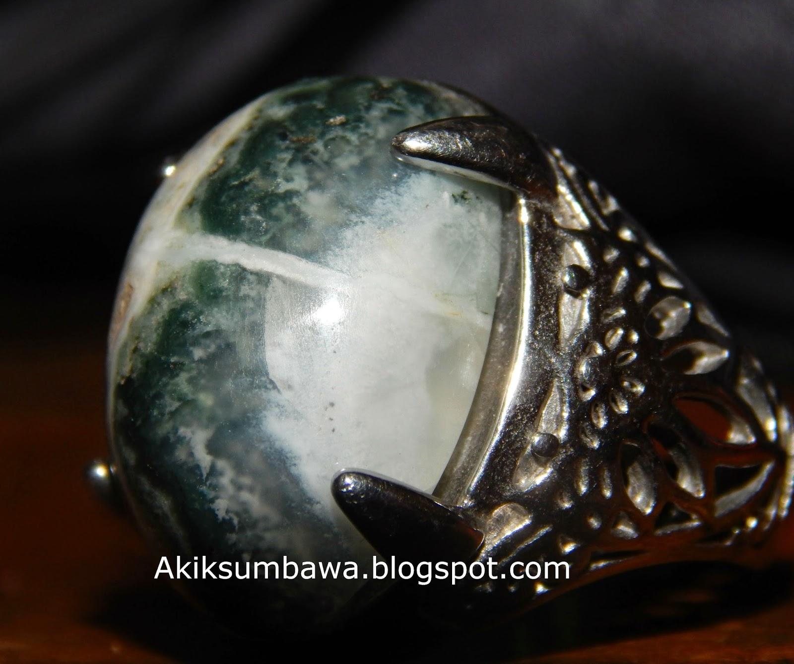 Chrysocolla Semi Kristal Sumbawa