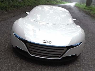 Audi Sport Cars Concept A9 By Daniel Garcia