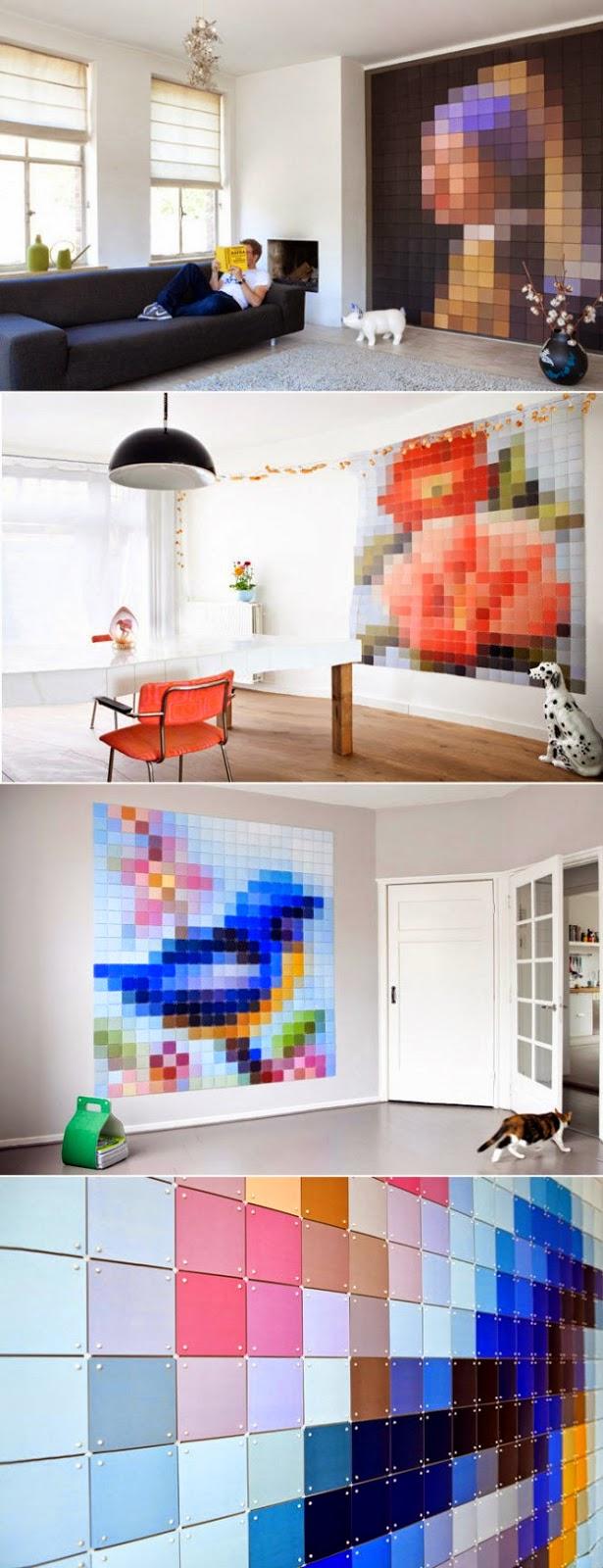Living In A Digital World For Living Room Design