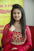 Kanika Tiwari Photos at Radio Mirchi-thumbnail-19