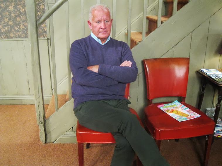 """The Waiting Room of  -  """"Doc Martin"""""""