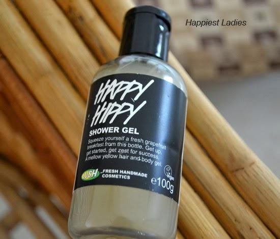 Lush Happy Hippy Shower Gel