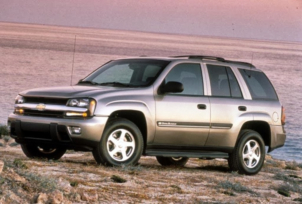 Our Price plus blog adding new luxury 2014 Chevrolet Trailblazer car ...