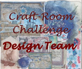 Proud to be part of Craft Room Challenge Design Team