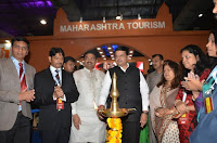 Devendra Fadanvis inaugurates Maharashtra International Travel Mart