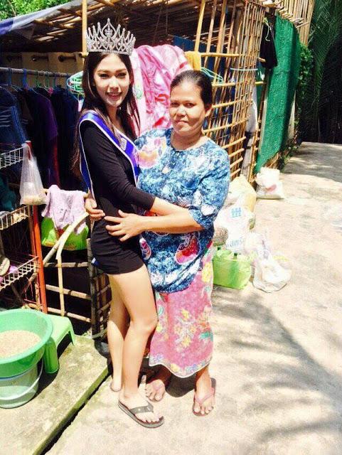 Miss Uncensored News Thailand 2015
