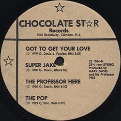 Gary Davis And His Professor – Untitled (Vinyl) (1982) (320 kbps)