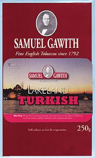 SAMUEL GAWITH LAKELAND TURKISH ( サミュエル ガーウィズ レイクランド ターキッシュ ) のパッケージ画像