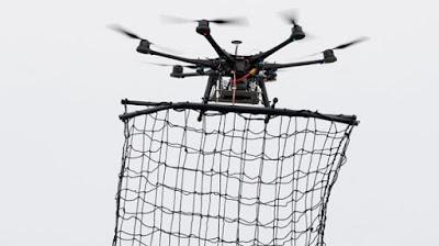 drone polizia