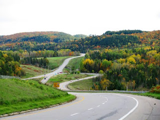 Map Of The Week Quebecs Longest Highway - Us route 30 map