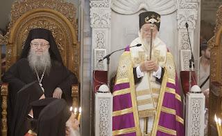 Πατριάρχης Βαρθολομαίος Θεσσαλονίκης Άνθιμος