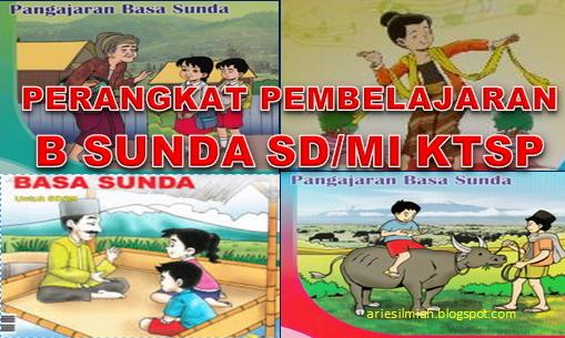 Js Aries Blog Perangkat Pembelajaran Bahasa Sunda Sd Mi Ktsp