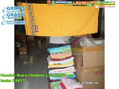 Handuk Muka Chalmer List 35×80 Cm