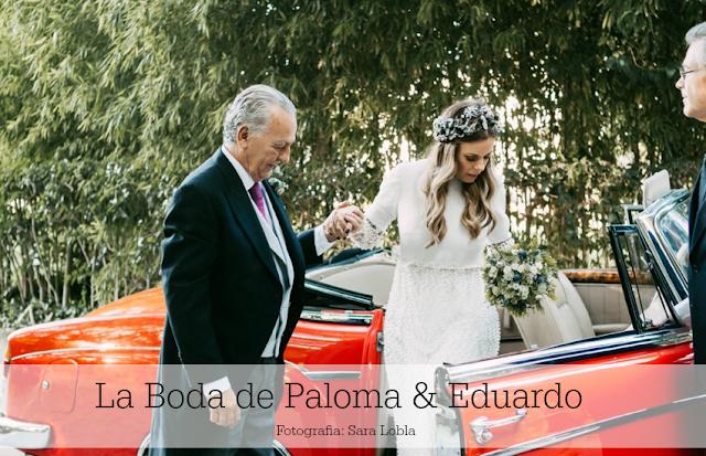Sara Lobla - Boda Paloma y Eduardo - Blog Mi Boda