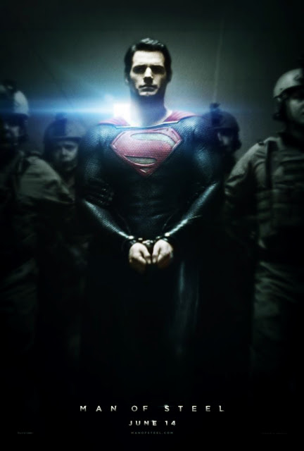 Man of Steel Latest Poster