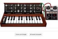 suonare il sintetizzatore Google