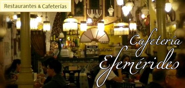 Café Efemérides - ComeyBebeenAlicante
