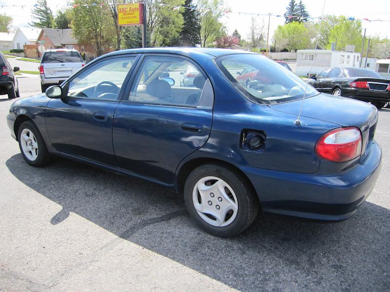 ABC Auto Clinic  2000 Kia Sephia